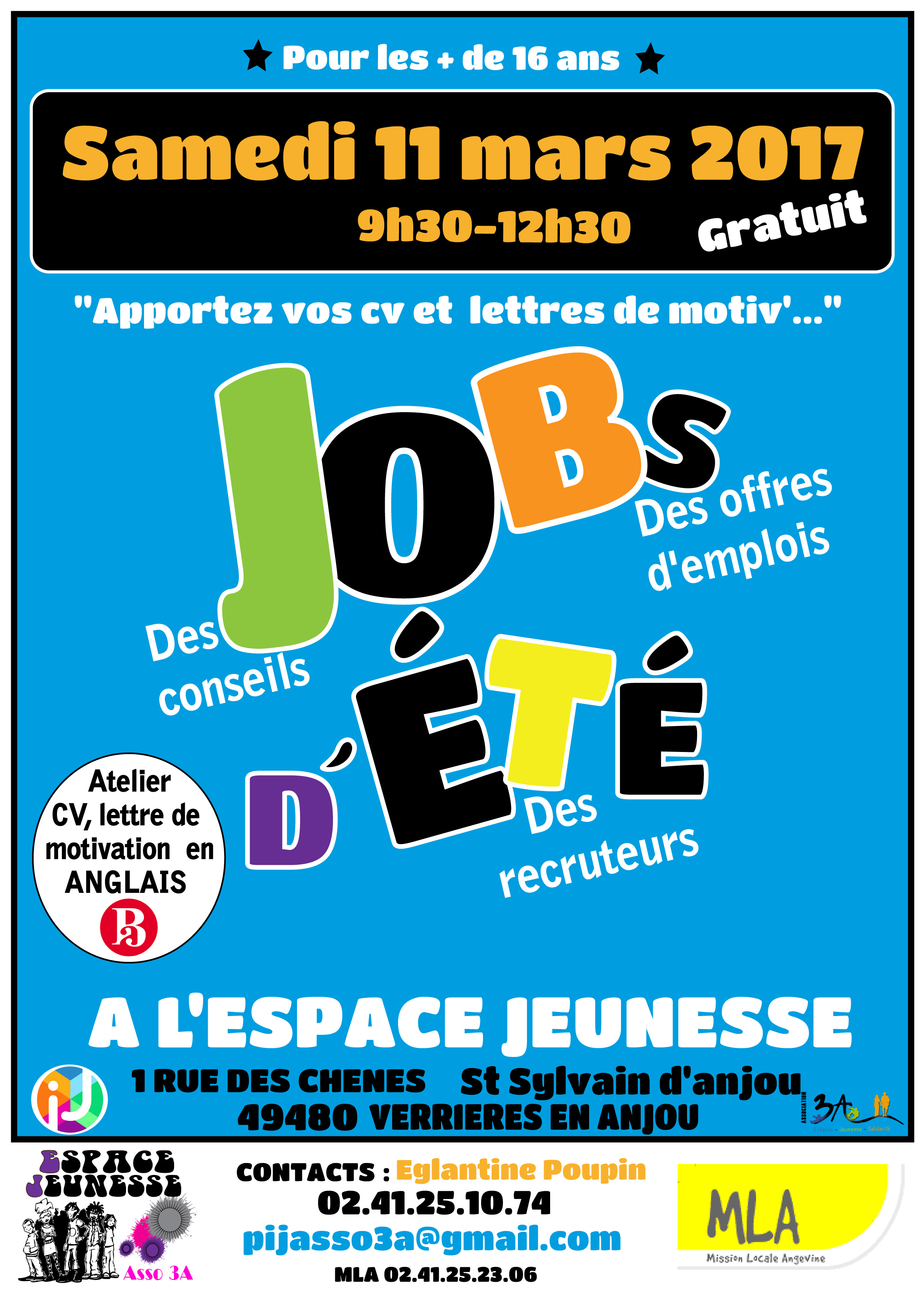 forum jobs d u2019 u00e9t u00e9 verri u00e8res